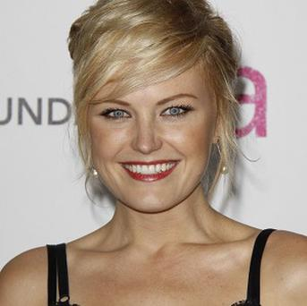 Malin Akerman is being linked to star alongside Nic Cage in Medallion