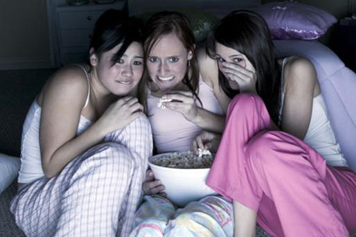 Up all night: the sheer enjoyment value for children of a successful sleepover can make all disruption for parents worthwhile. Photo: Thinkstockphotos.com