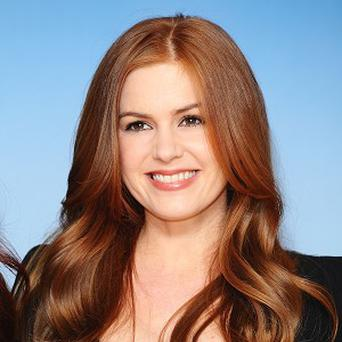 Isla Fisher enjoyed working with the world's 'second sexiest man'