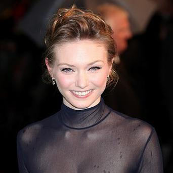 Eleanor Tomlinson is apparently set to star in Jack the Giant Killer