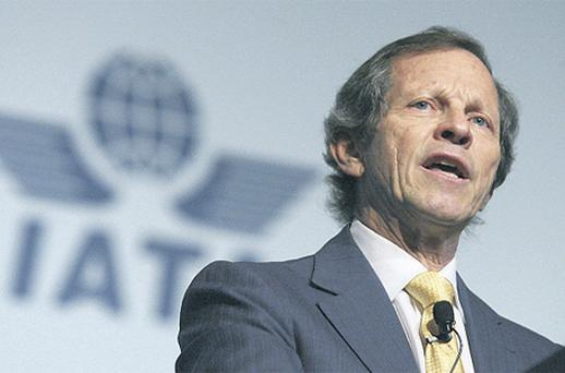 IATA director general Giovanni Bisignani said stronger revenues will provide only a partial offset to higher costs