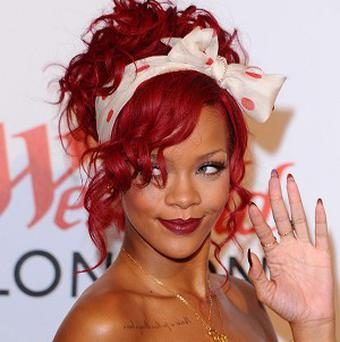 Rihanna has been added to the V Festival line-up