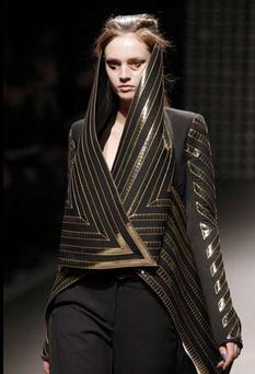 Gareth Pugh autumn/winter 2011 at Paris Fashion Week