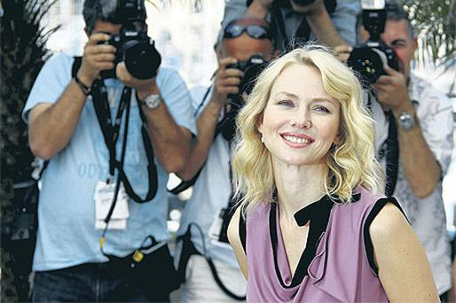 Sleep deprivation and CIA boot camp are all in the line of duty for Naomi Watts