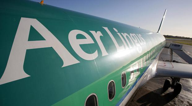 Last week, Aer Lingus said it had made a €32.5m provision to make a settlement with the taxman over the redundancy scheme that saw 715 staff leave the airline and then rehired under new terms and conditions. Photo: Getty Images