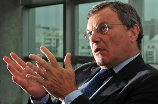 WPP chief executive Sir Martin Sorrell. Photo: Getty Images