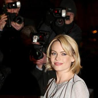 Duffy arrives at the UK premiere of Patagonia