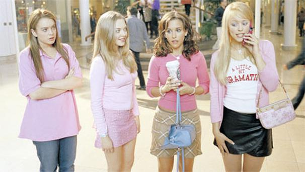 Dynamics: Small jealousies within groups of girls can easily arise – as comically shown in the film 'Mean Girls'' – for example about things like popularity in the group.