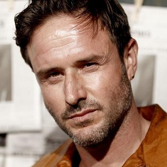 David Arquette has had a car accident in Beverly Hills