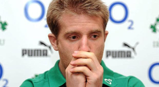 Luke Fitzgerald has no worries about Ireland's ability to adapt