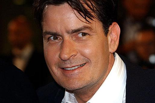 Warner Brothers Television says that it has fired Charlie Sheen from the hit sitcom Two And A Half Men. Photo: PA