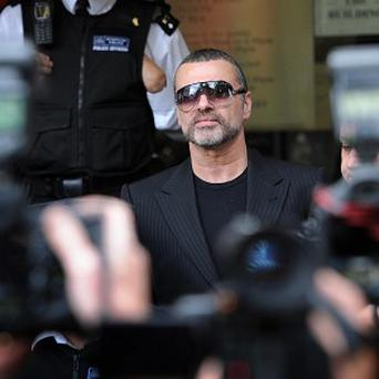 George Michael said he deserved to be sent to jail