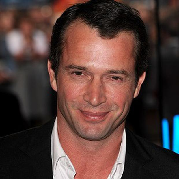 James Purefoy said the violence in Ironclad was not glamorised