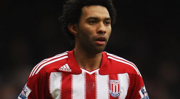 Stoke City winger Jermaine Pennant played for England U21s on 24 occasions. Photo: Getty Images