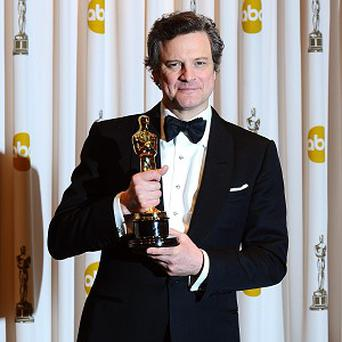 The King's Speech, starring Colin Firth, cost nine million pounds