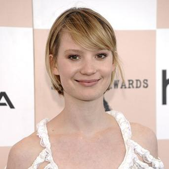 Mia Wasikowska is starring in a new film version of Jane Eyre