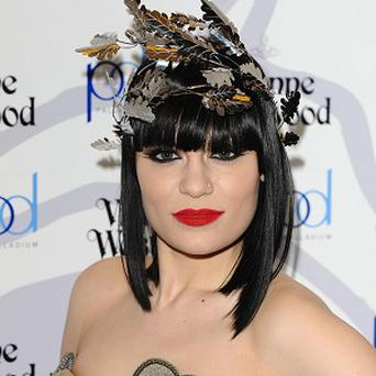 Jessie J says she's very comfortable with who she is