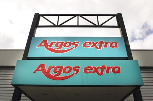 Argos saw like-for-like sales drop 5.6pc in the financial year and Home Retail warned it expected a similar decline in the current year. Photo: Getty Images