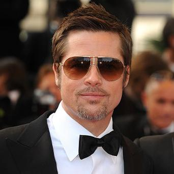 Brad Pitt is filming in New Orleans
