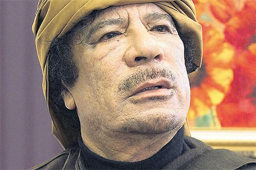 Gaddafi's generals now share his 'last stand' mentality, following the UN's 'crimes against humanity' resolution