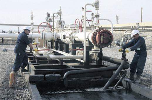 The plan is to send it clear to refineries on the US Gulf Coast via a pipeline called Keystone XL