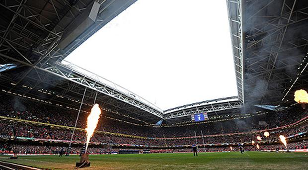 Ireland coach Declan Kidney says he was not asked for his preference on the Millenium Stadium roof for tomorrow's game. Photo: Getty Images