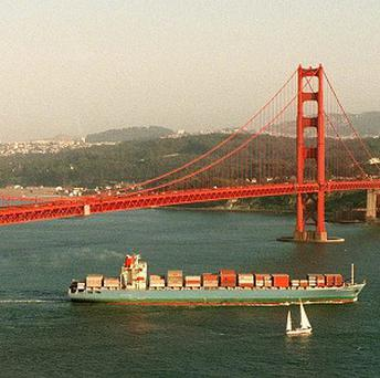 A student survived a 220-foot fall from San Francisco's Golden Gate Bridge