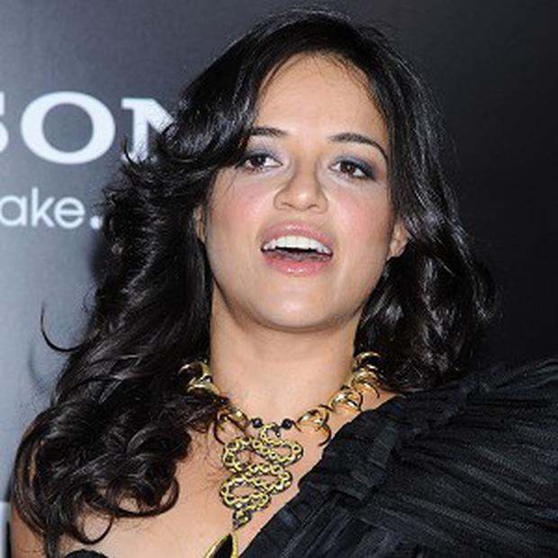 Michelle Rodriguez has had to fight for decent female roles in action movies