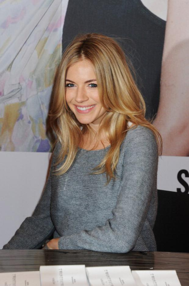 LONDON, ENGLAND - MARCH 14: (EMBARGOED FOR PUBLICATION IN UK TABLOID NEWSPAPERS UNTIL 48 HOURS AFTER CREATE DATE AND TIME. MANDATORY CREDIT PHOTO BY DAVE M. BENETT/GETTY IMAGES REQUIRED) Sienna Miller attends photocall at launch of new Twenty8Twelve collection at Selfridges on March 14, 2011 in London, England. (Photo by Dave M. Benett/Getty Images)