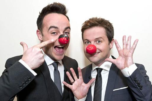 Ant and Dec attempted to reach their biggest audience yet by 'gate-crashing' as many TV and radio shows as they could in a day. Photo: PA