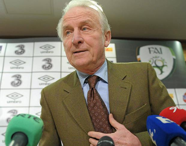 Giovanni Trapattoni has plenty to ponder before finalising his team for the European Championship qualifier against Macedonia on Saturday week.