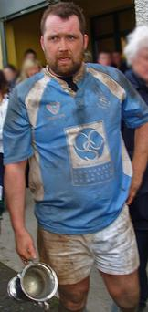 Rugby player Shane Geoghegan was murdered in Limerick on November 9, 2008 in what was believed to be a case of mistaken identity. Photo courtesy of Garryowen Rugby Football Club