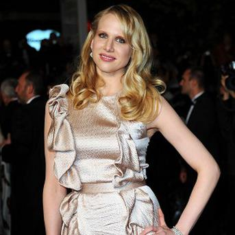 Lucy Punch was branded neurotic by Woody Allen