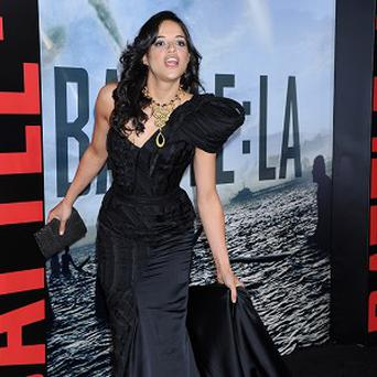 Michelle Rodriguez says she's on board for The Home