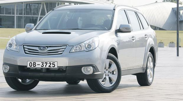 SUBARU OUTBACK 2.0TD: RATING 83/100