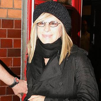 Barbra Streisand is said to be 'disappointed' that the Gypsy film is not going ahead