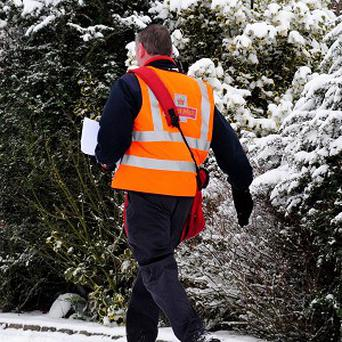 Postmen are considered to be the friendliest workers in the country, a poll suggests