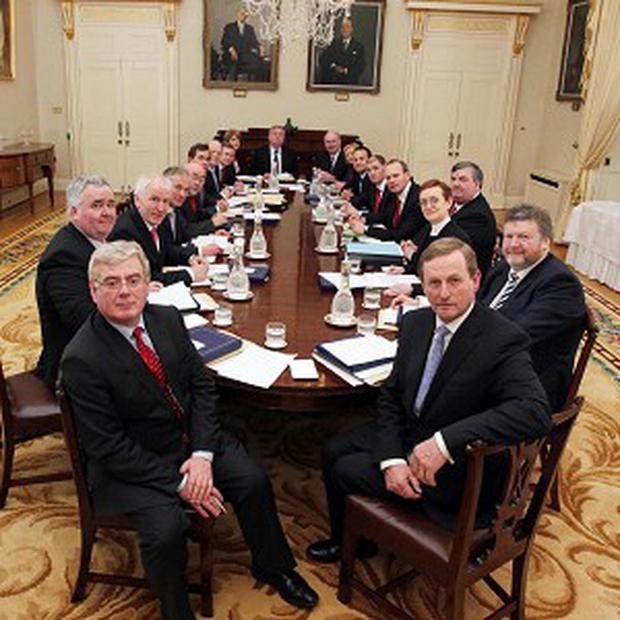 A group of academics has criticised the coalition's Programme for Government