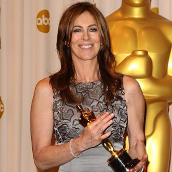 Kathryn Bigelow was the first woman to win the best director Oscar