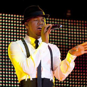 Ne-Yo is juggling music with a career in acting