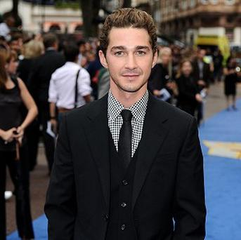 Shia LaBeouf is turning to horror for his latest film role