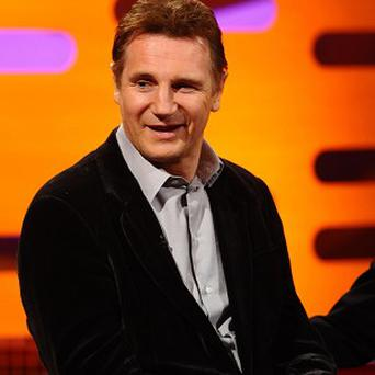 Liam Neeson recently starred in Unknown alongside Diane Kruger