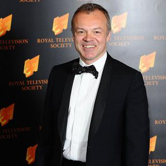 Graham Norton reckons Blue have a good chance of doing well at the Eurovision Song Contest