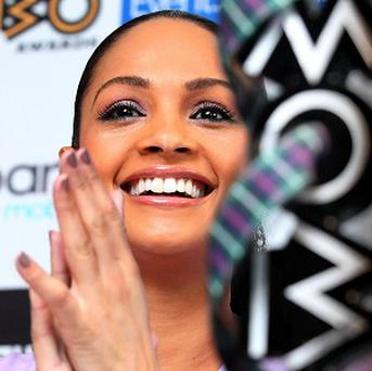 Singer and Strictly judge Alesha Dixon is also a Mobo Ambassador