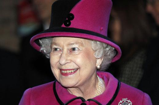 Queen Elizabeth. Photo: Reuters