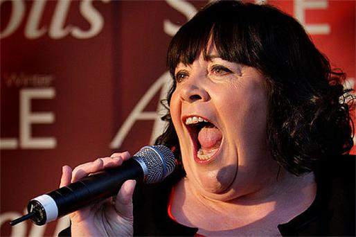 Mary Byrne: returning to till number 40 this Friday