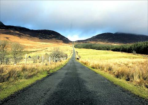 The Mamore Gap