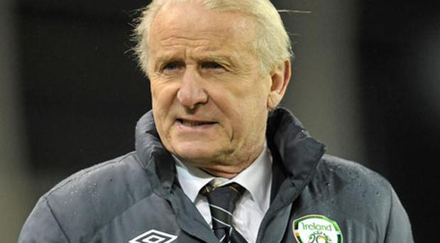 Ireland manager Giovanni Trapattoni is facing some difficult selection decisions.