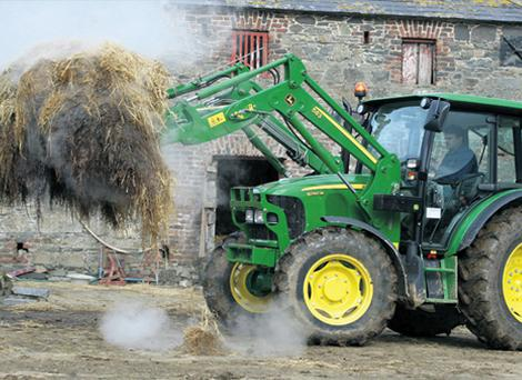 Today, middle-to-high specification tractors may use numerous electronic systems to control engine, transmission, lift, hydraulics, front suspension and much more