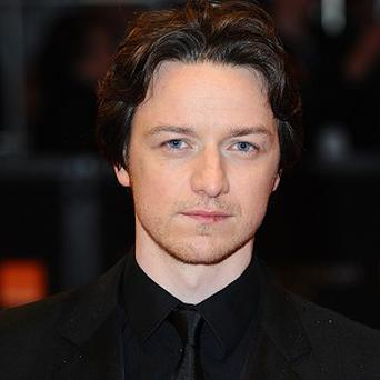 James McAvoy is one of the stars in the frame for a role in Akira